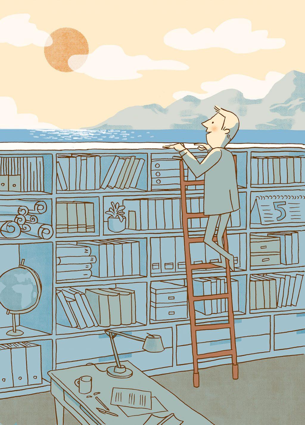 Annalisa Papagna illustration -Insight