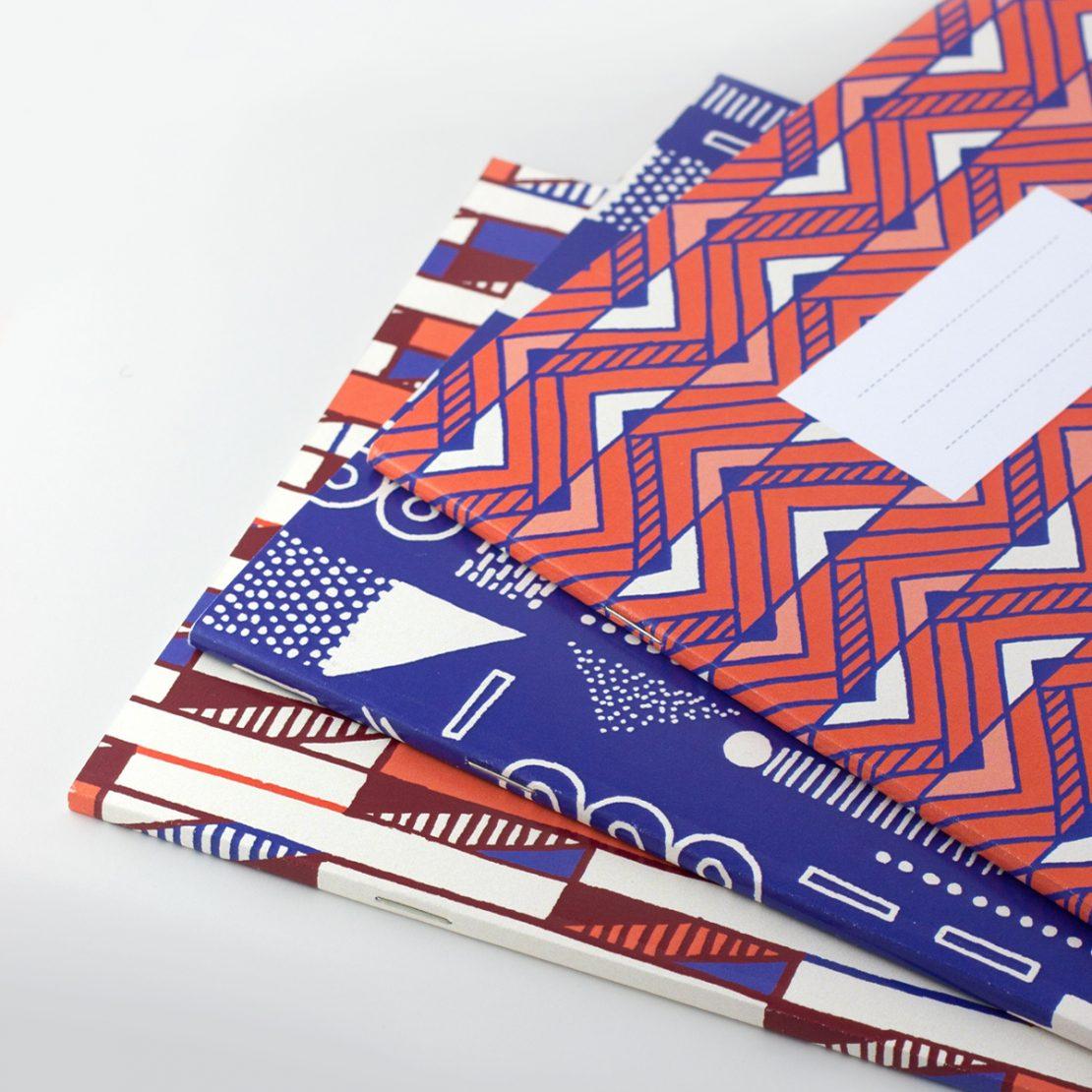 Annalisa Papagna shop - Sophie notebook set detail