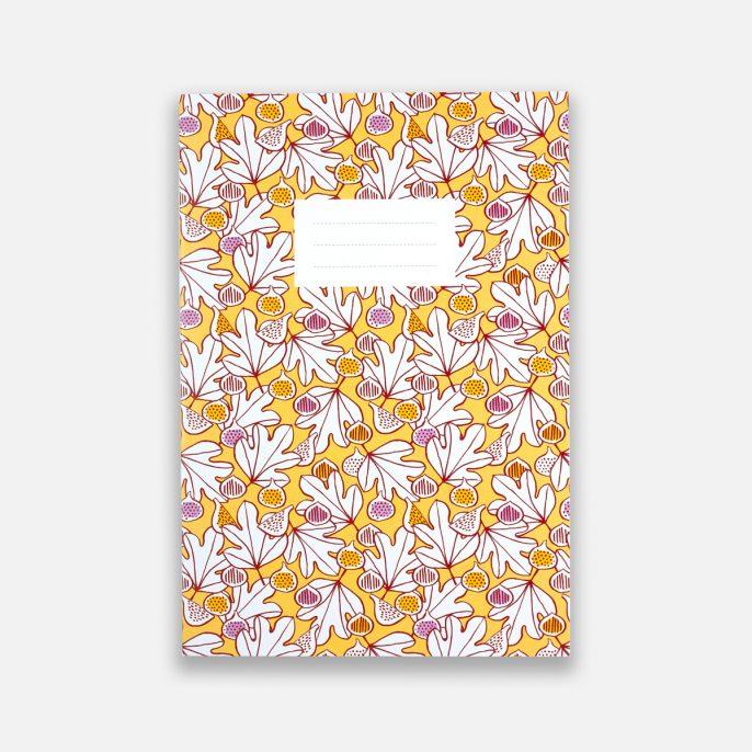 Annalisa Papagna shop - Figs notebook