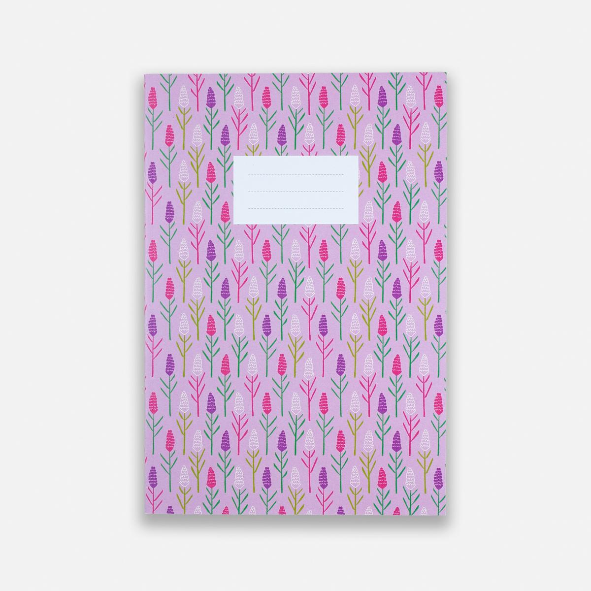 Annalisa Papagna shop - Lavender notebook